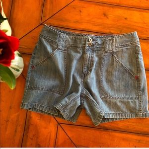Tommy Hilfinger | Utility Denim Shorts